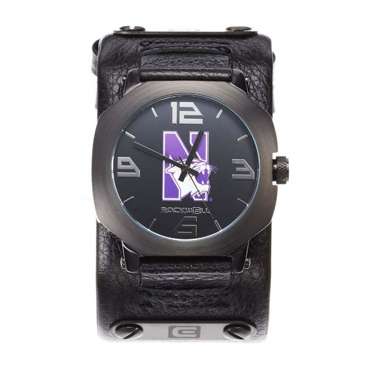 Northwestern Wildcats Assassin Watch (Black)