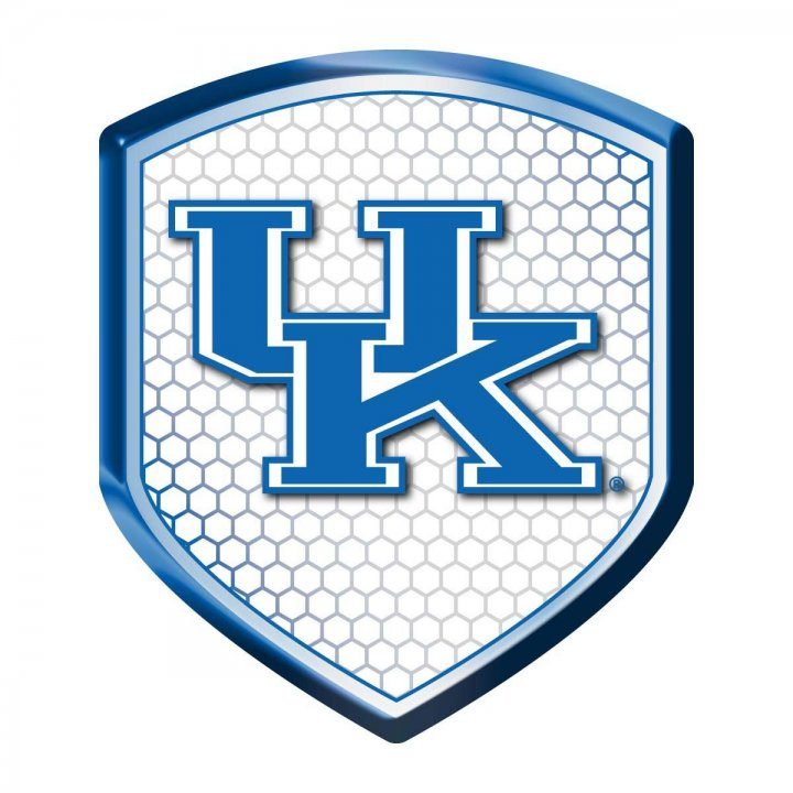 Kentucky Wildcats Shield Reflector