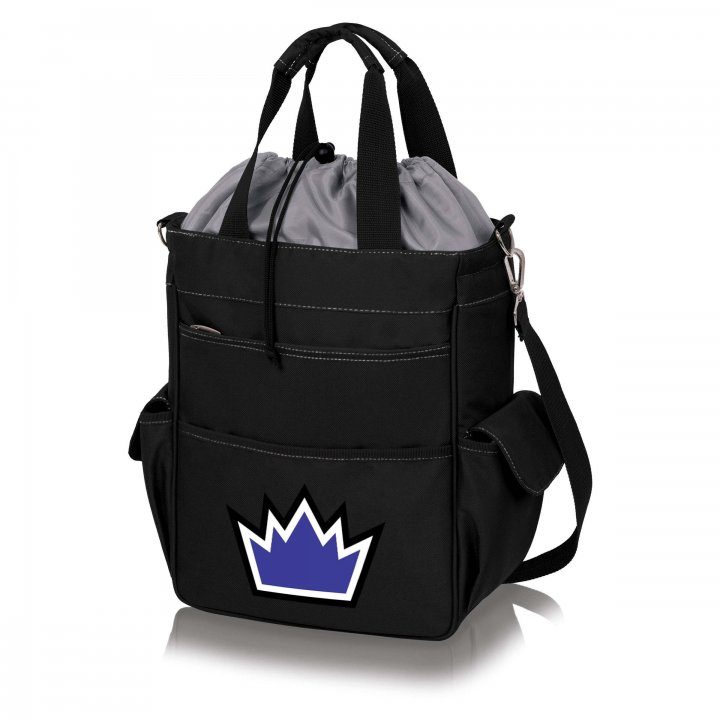 Sacramento Kings Activo Cooler Tote (Black)