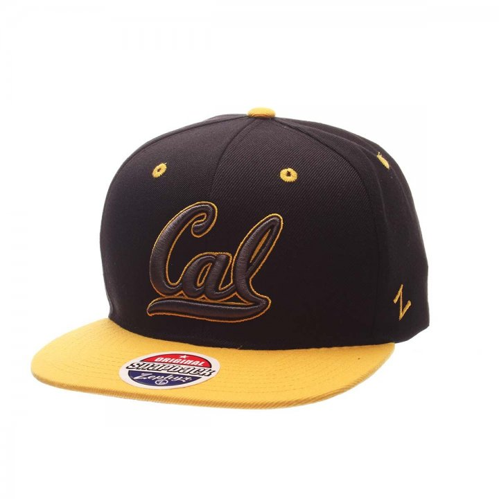 CAL Golden Bears NCAA Phantom (Black)