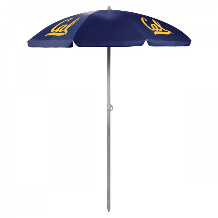 CAL Golden Bears 5.5ft Portable Beach/Picnic Umbrella