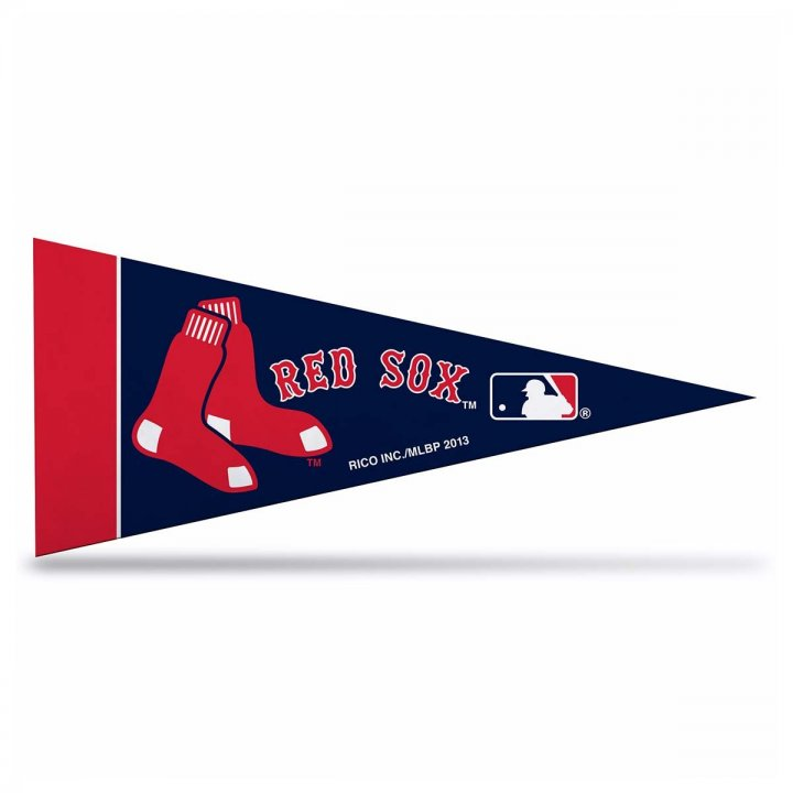 Boston Red Sox 4X9 Team Mini Pennant