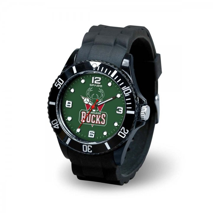 Milwaukee Bucks Spirit Watch