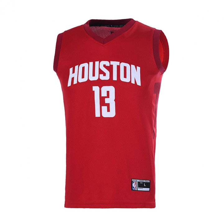 Outerstuff Youth 8-20 James Harden Houston Rockets #13 Player Jersey for Kids Red