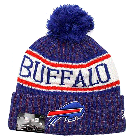 New Era Buffalo Bills NFL 2018 On Field Sport Knit
