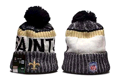 New Era New Orleans Saints NFL Sport Knit Beanie