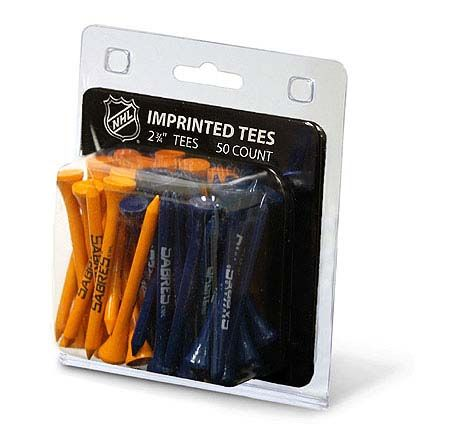 Buffalo Sabres Imprinted Golf Tee 50 Pack
