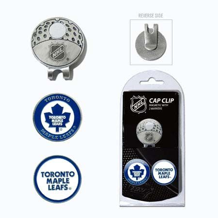 Toronto Maple Leafs Marker Cap Clip 2 Pack
