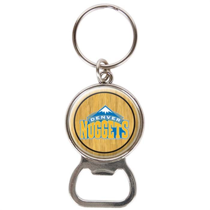 Denver Nuggets Bottle Opener Keychain