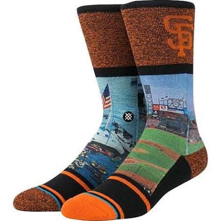 Stance San Francisco Giants Stadium Socks
