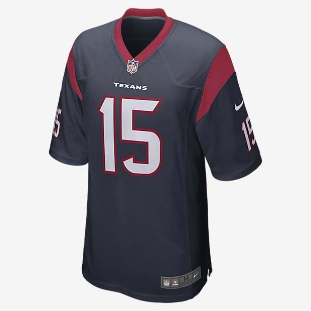 Will Fuller Houston Texans Nike Game Jersey (Navy)