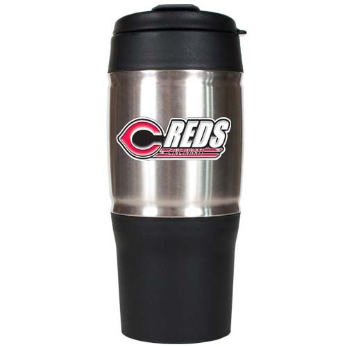 Cincinnati Reds 18 oz Heavy Duty Travel Tumbler