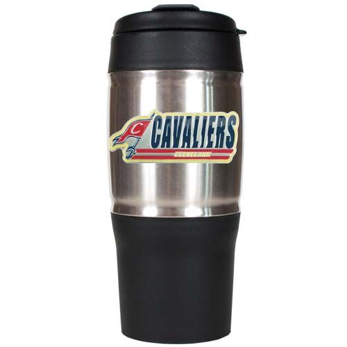 Cleveland Cavaliers 18 oz Heavy Duty Travel Tumbler