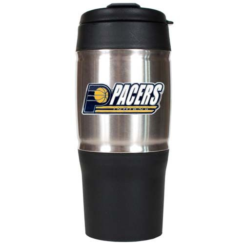 Indiana Pacers 18 oz Heavy Duty Travel Tumbler