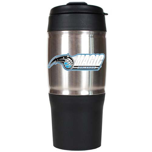 Orlando Magic 18 oz Heavy Duty Travel Tumbler
