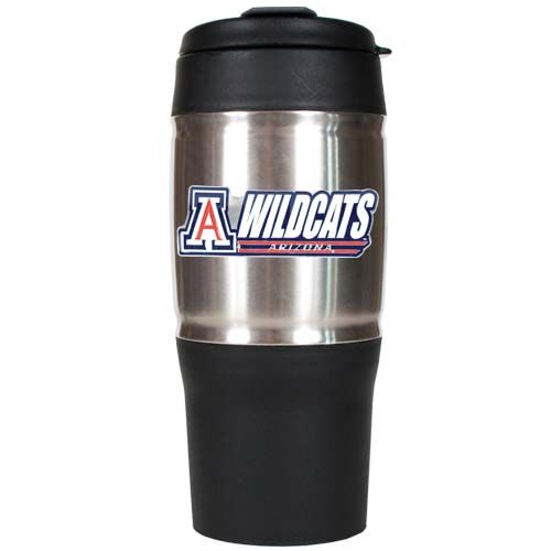 Arizona Wildcats 18 oz Heavy Duty Travel Tumbler