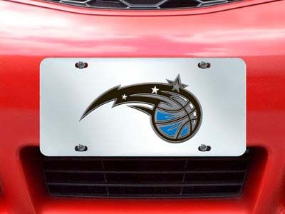 Orlando Magic License Plate Inlaid