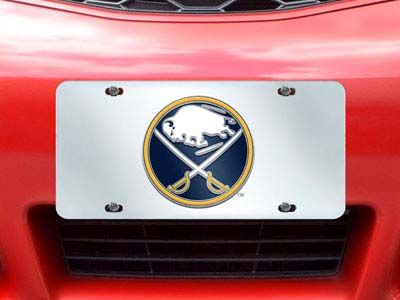 Buffalo Sabres License Plate Inlaid