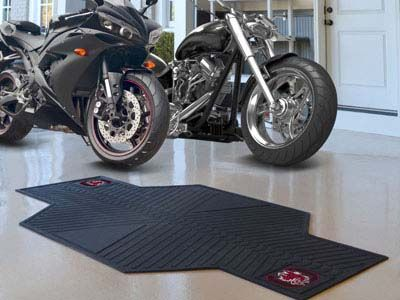 South Carolina Gamecocks Motorcycle Mat