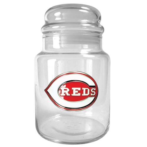Cincinnati Reds MLB Candy Jar (Clear)