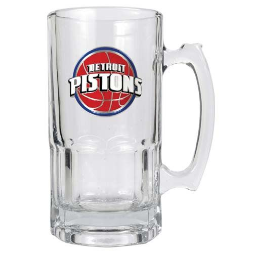 Detroit Pistons NBA Macho Mug