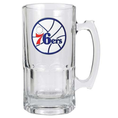 Philadelphia 76ers NBA Macho Mug