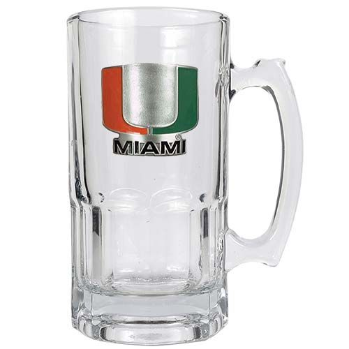 Miami Hurricanes NCAA Macho Mug