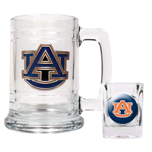 Auburn Tigers NCAA Boilermaker Set (Clear)