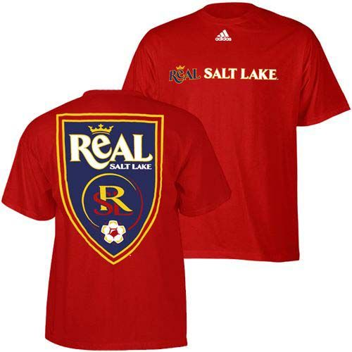 Real Salt Lake Primary One T-Shirt (Red)