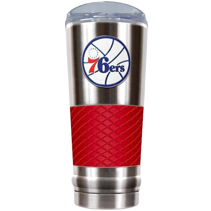 Philadelphia 76ers Draft Tumbler (Red)