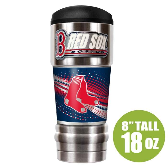 Boston Red Sox MVP Tumbler