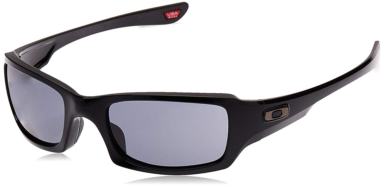 Oakley Sunglasses Fives Squared, OO9238, Black